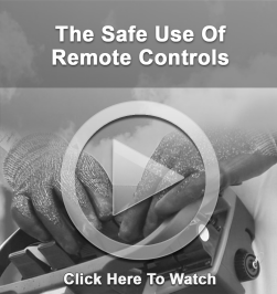 Safe Use of Remote Controls