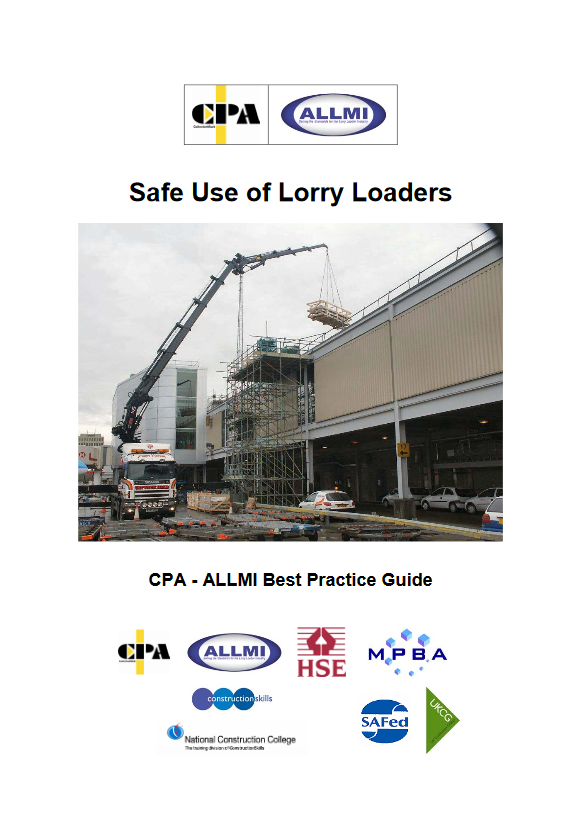safe use of lorry loaders best practice guide